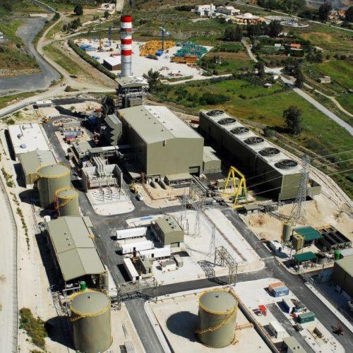 Central Termica de Ciclo Combinado Málaga 400 MW
