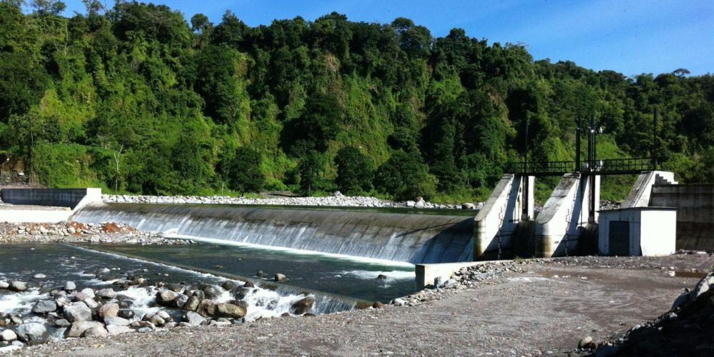 HIDROPIEDRA - Central hidroeléctrica