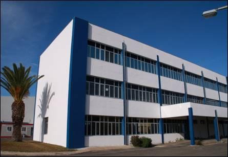 REPSOL, Edificio Polivalente